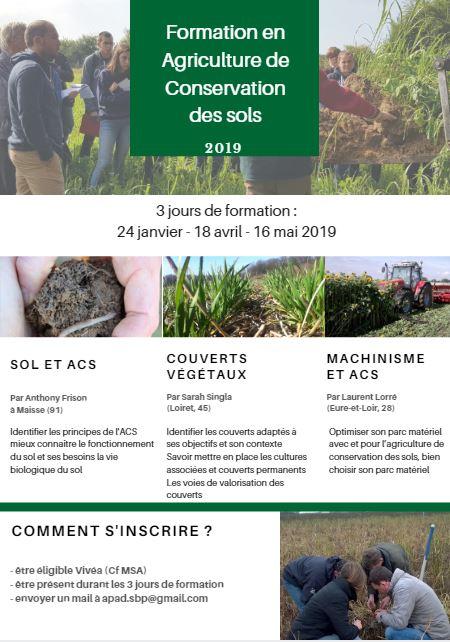 Formation : Sécuriser sa transition en Agriculture de Conservation des Sols DwiR7KVXcAAGdTE