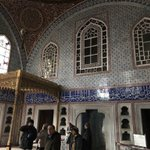 Image for the Tweet beginning: The Privy Chamber of Sultan