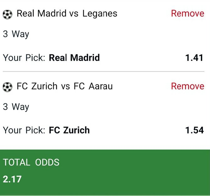 Sure 3 Odds Daily