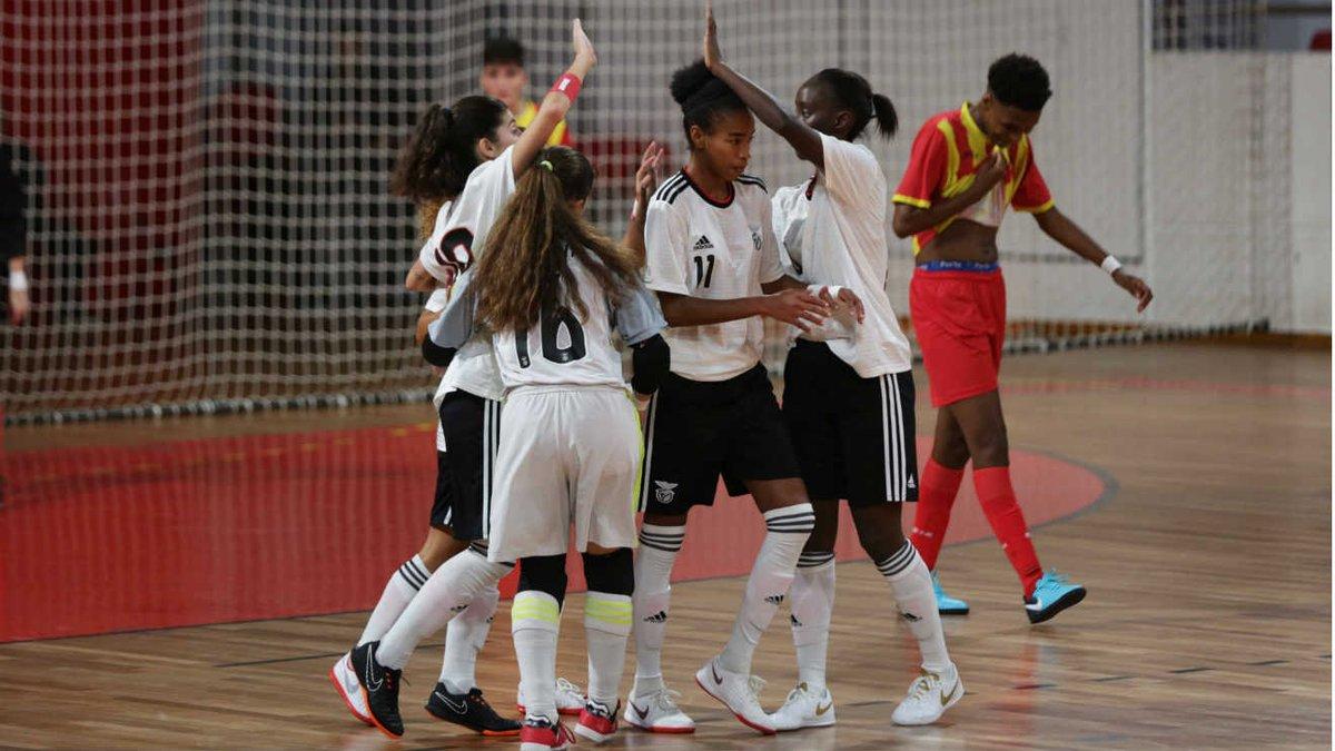 Futsal feminino já conhece adversário dos  quartos  da Taça de Portugal. ➡️ d4dde29e49689
