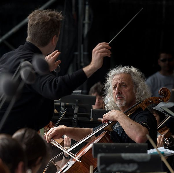 A very happy birthday to Mischa Maisky!