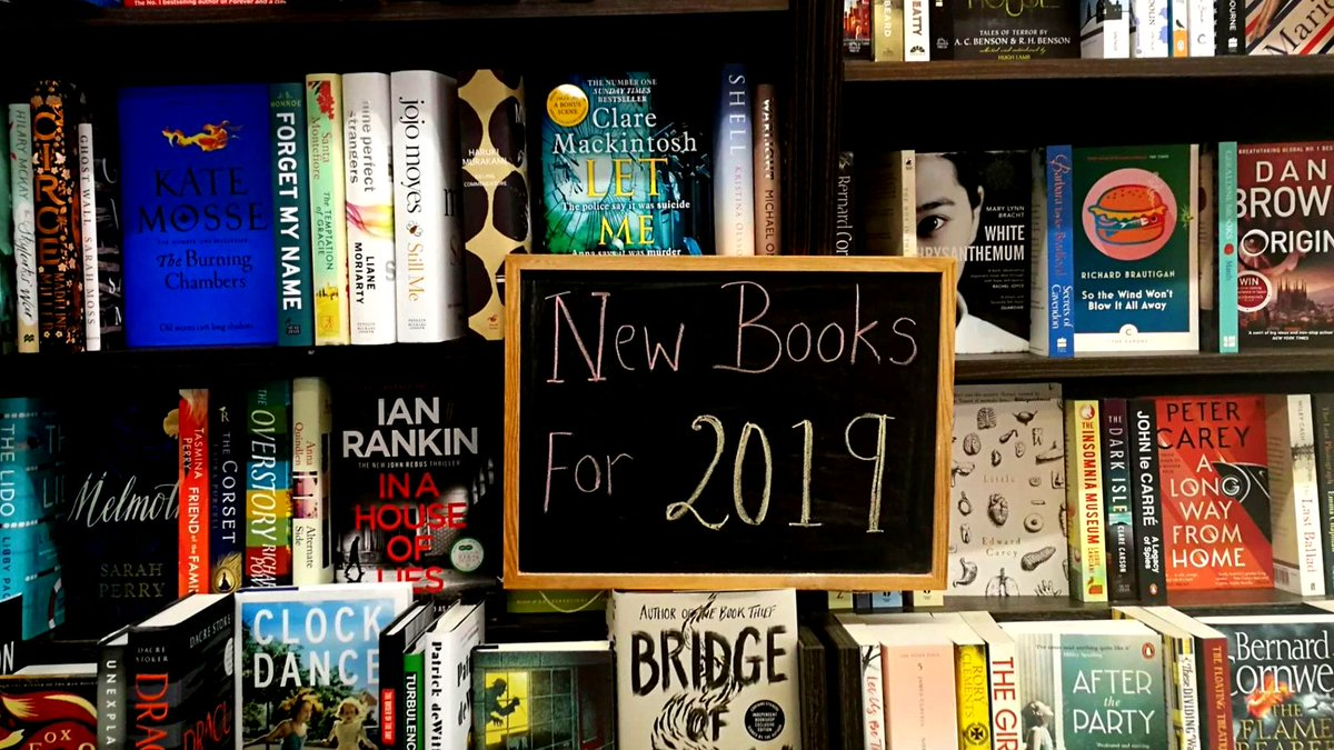 January in the Bookshop - https://mailchi.mp/343139a54387/january-in-the-bookshop…