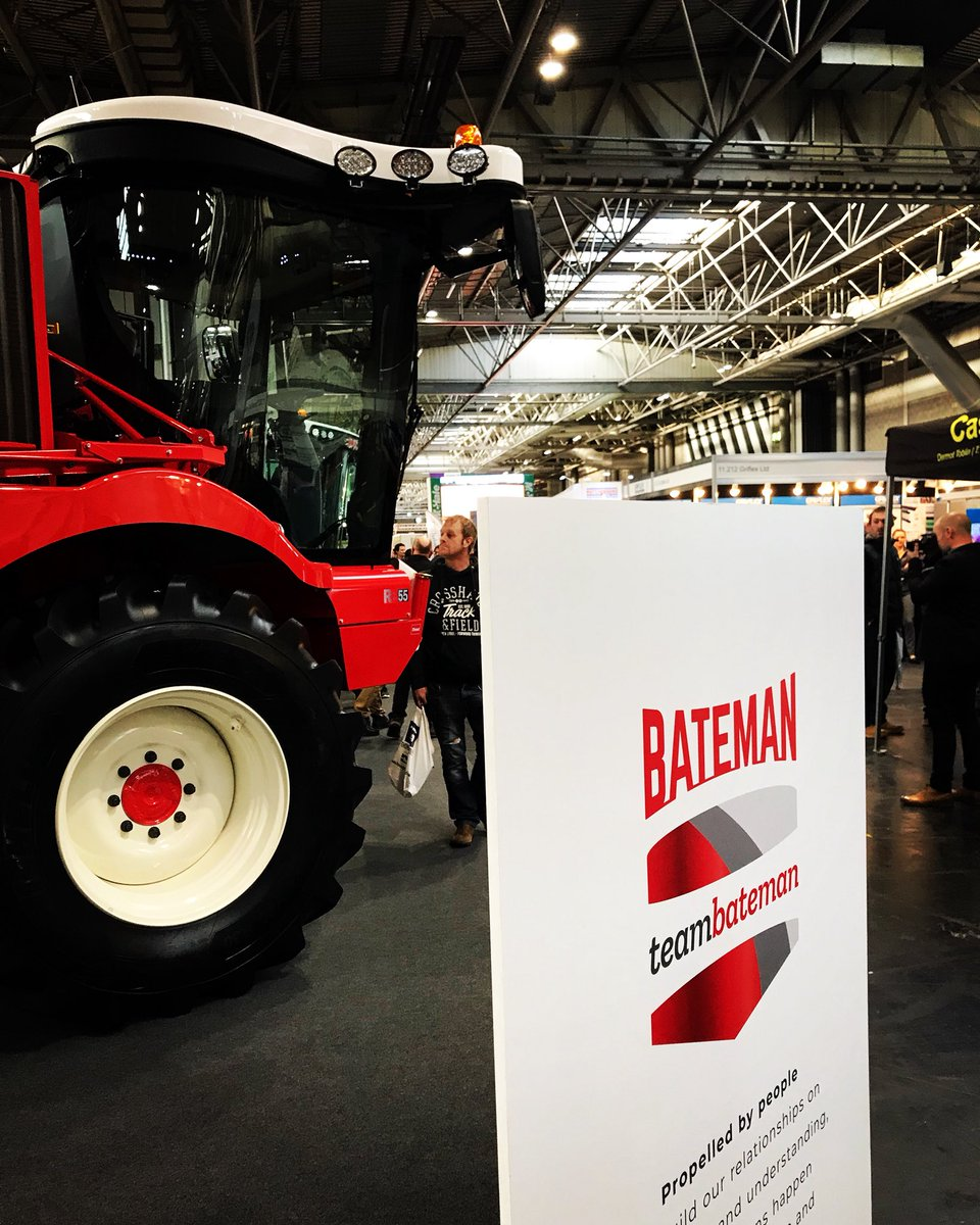 A belated special thanks to all those members of the Bateman Sprayers Appreciation Society who we met at @LammaShow - your ongoing support is, in turn, very much appreciated by us! You can find the FB group here: https://www.facebook.com/groups/17881727243… #TeamBateman #CropSprayers #CropProtection
