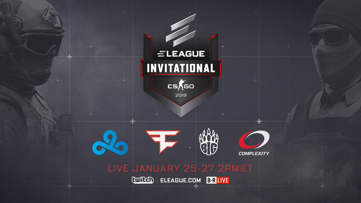 eleague csgo invitational 2019 betting preview