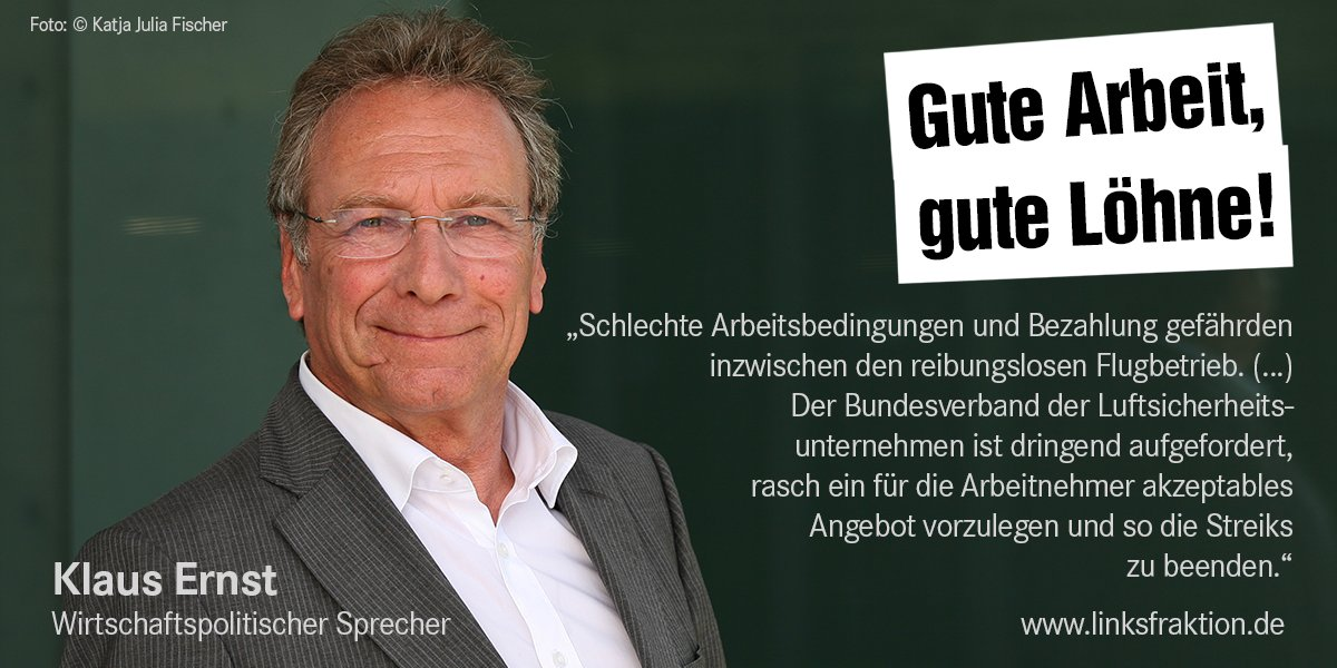 linksfraktion's photo on #streik