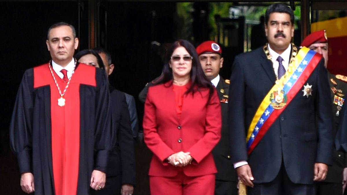 Infobae Venezuela's photo on Nicolás Maduro