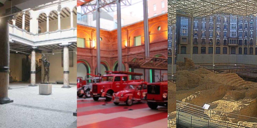 AyuntamientoZaragoza's photo on bomberos de la ciudad