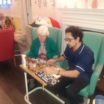 Bingo! We're proud to offer our residents diverse opportunities for interaction, creativity & the pursuit of their passions. Our residents are the inspiration for many of our most popular programs & they are encouraged to suggest activities based on their personal preferences 💖