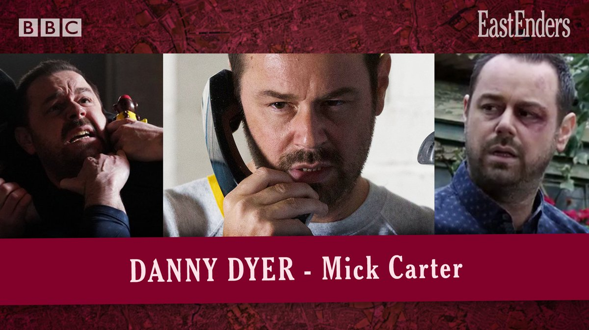 There's not long left to vote for @MrDDyer @OfficialNTAs 2019. Show him, and Albert Square some love: https://t.co/mKqQCytQ8L #EastEnders