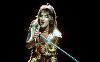 Rod Stewart Maggie May (Original Video 1971 Totp) @YouTubeより #wolfman45 Photo