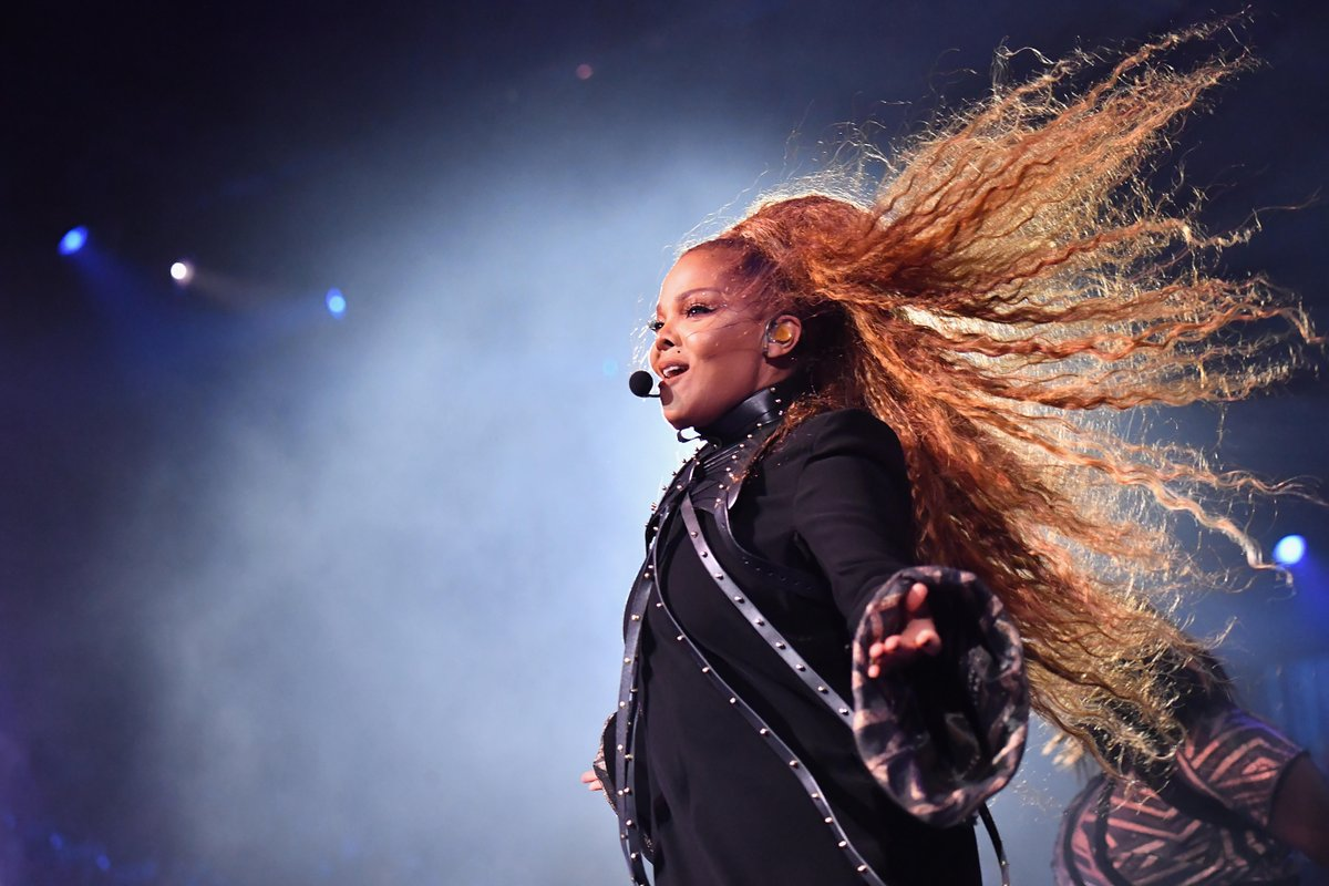 #TBT to this GODDESS of a woman, @JanetJackson! 👼