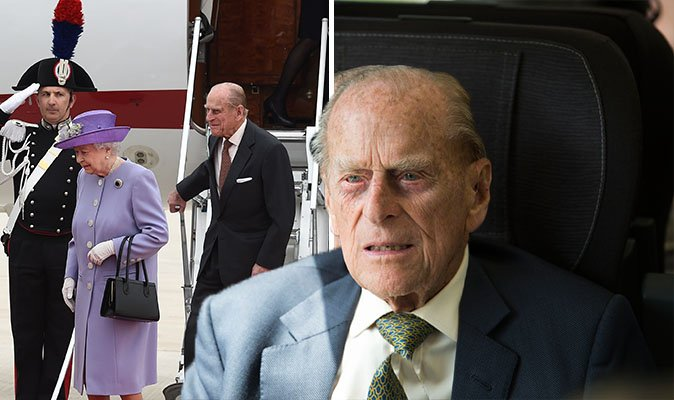 #Prince Philip takes amusing airline SWIPE https://t.co/knpPw1jnnm