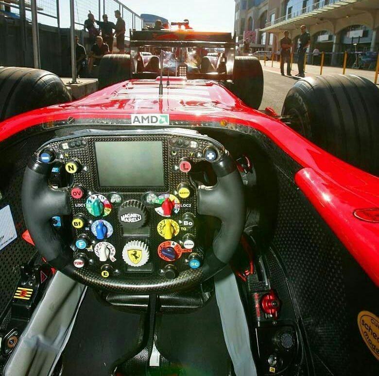 Rsf Motorsport On Twitter Cockpit View Of The Ferrari 248 Istanbul 2006 F1