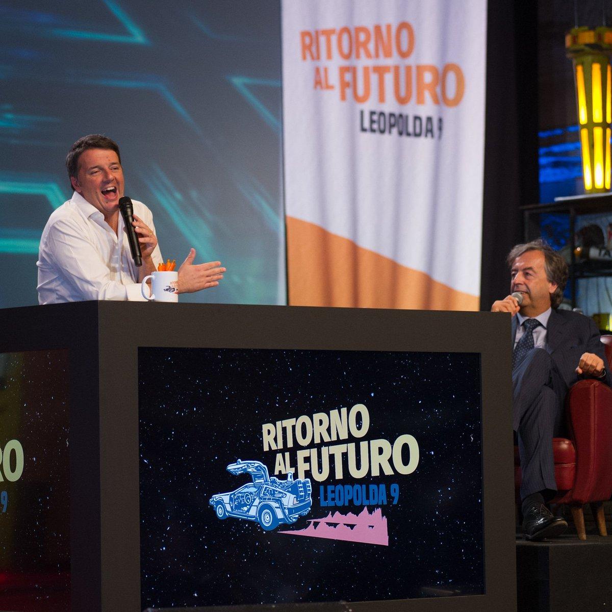 Matteo Renzi's photo on Beppe Grillo