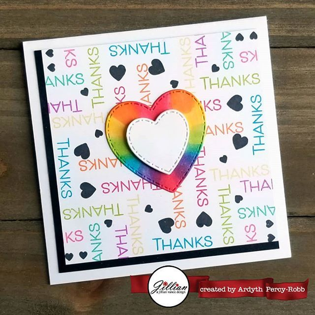 I am on the #ajillianvancedesign blog today with a simple #misti technique to make a fun sentiment-based background #cardmaking #handmadecards #maskeradecards http://bit.ly/2TDW7RC