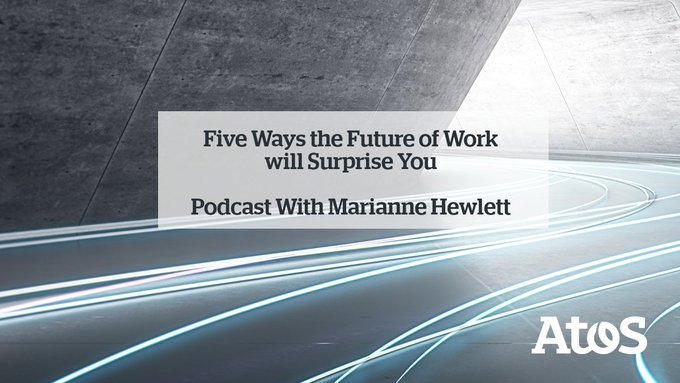🆕 When you look at the #FutureofWork – will you be working at a...
