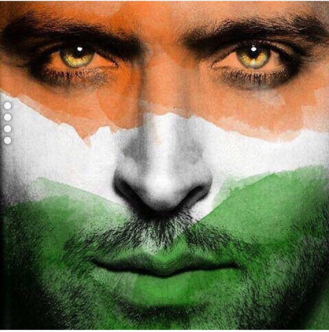 Happy Birthday   To. Most Handsome Actor\s Of Bollywood, Mr. Hrithik Roshan...