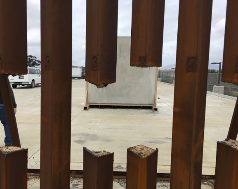 Oh man.   NBC NEWS: Test of the steel prototype for the border wall showed it could be sawed through  https://t.co/c7hNQODvI5