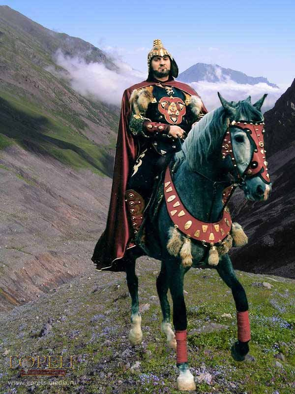 картинки джигит на коне только идет речь
