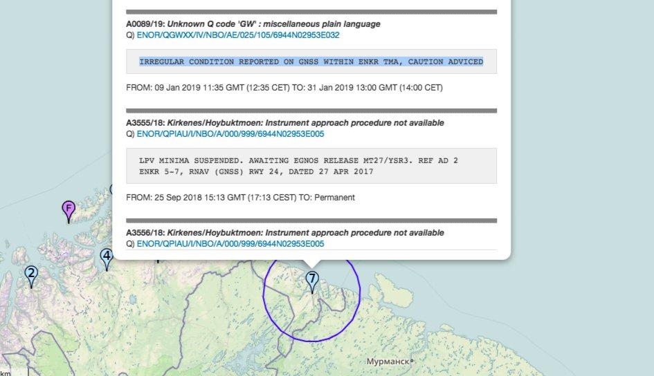 56fefa16f8e0ee GPS знову не працює на кордоні Норвегії з країною-агресором