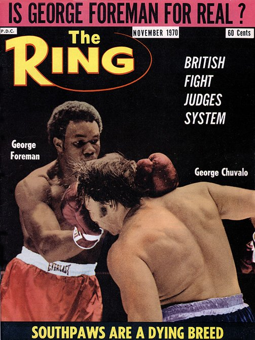 Bible of Boxing's photo on boxing day