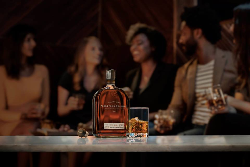 A story in every bottle. A conversation at every table. #woodfordreserve
