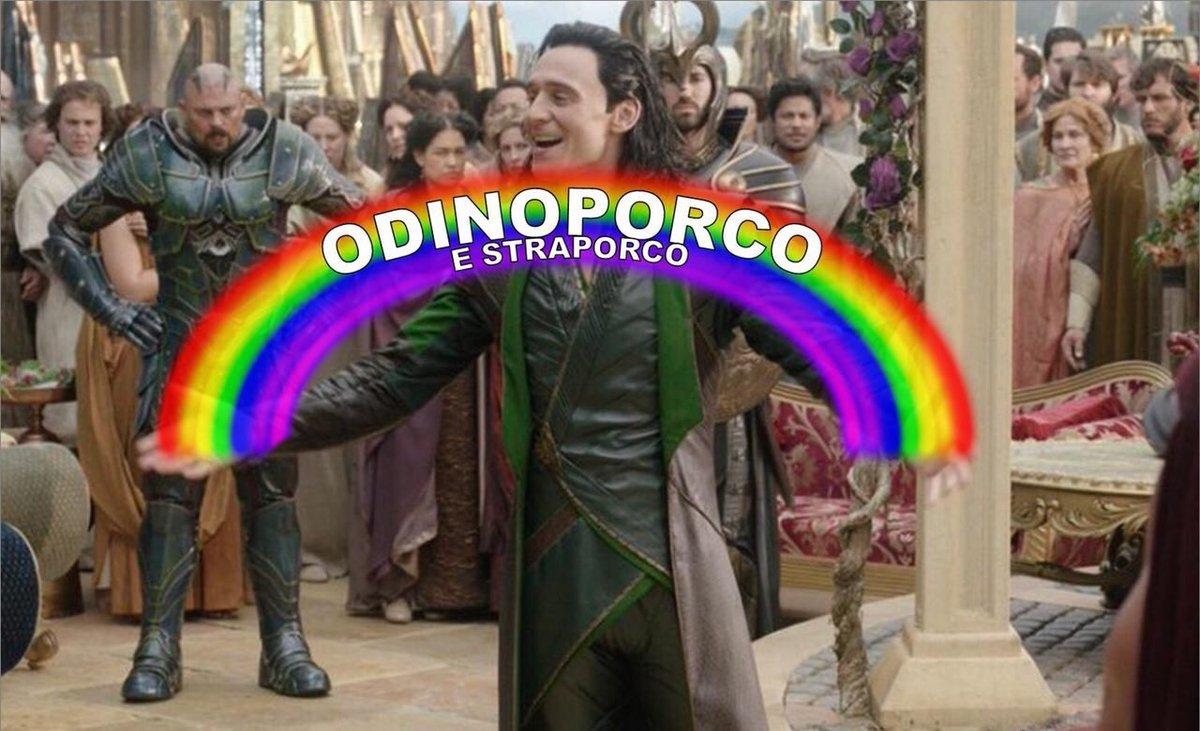 ludo,, 🏳️🌈's photo on Loki