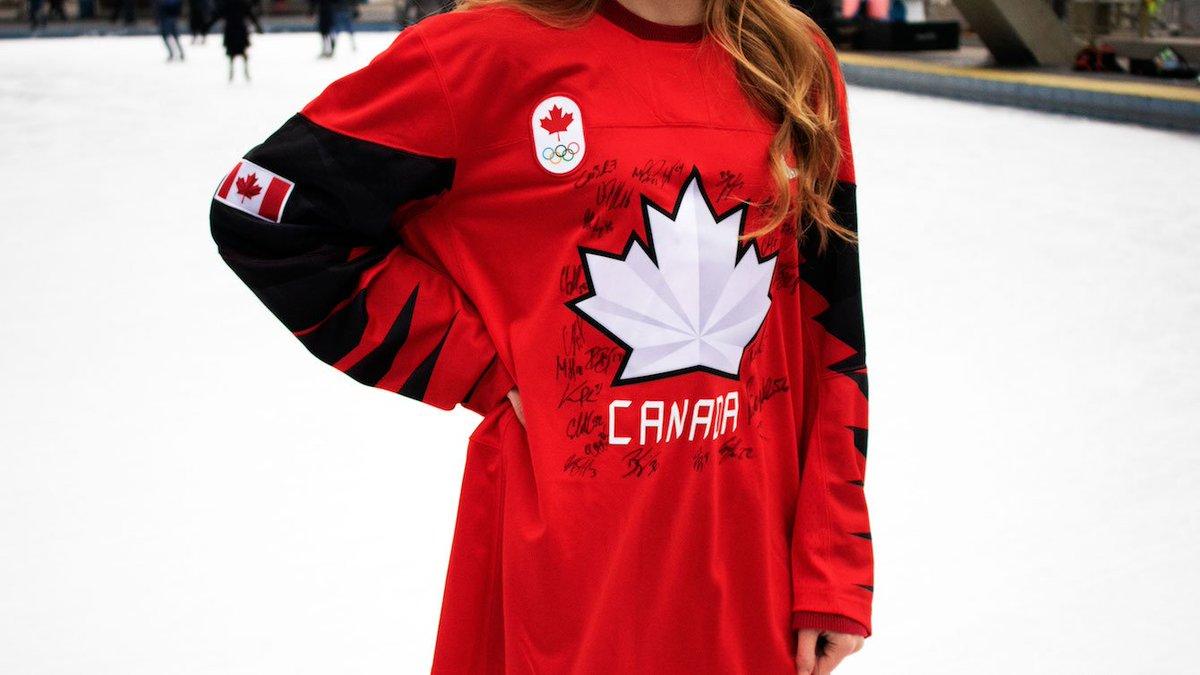 bcee1e2e5 Team Canada Olympic Hockey T Shirts - Nils Stucki Kieferorthopäde