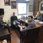 Abdullah Gül Twitter Photo