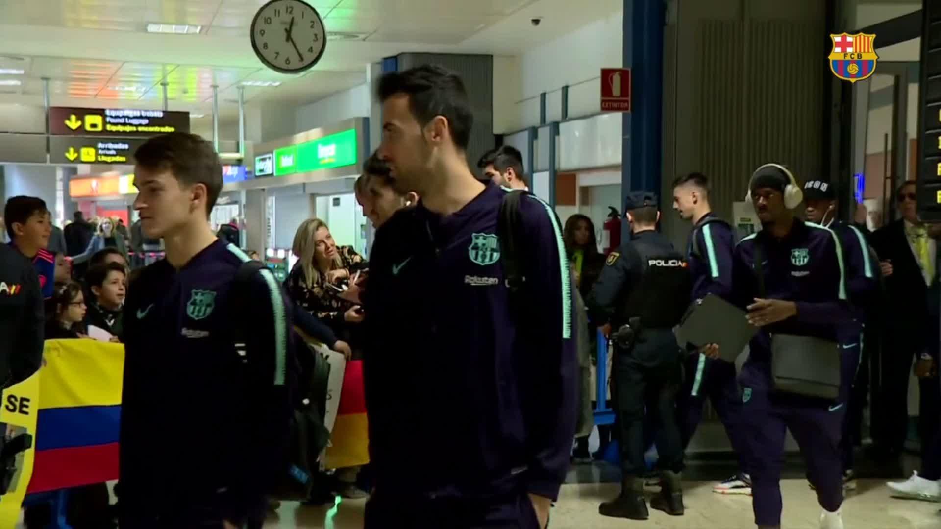 �� Valencia �� #CopaBarça �� Lets'go guys!  ���� https://t.co/3owsHEmy90