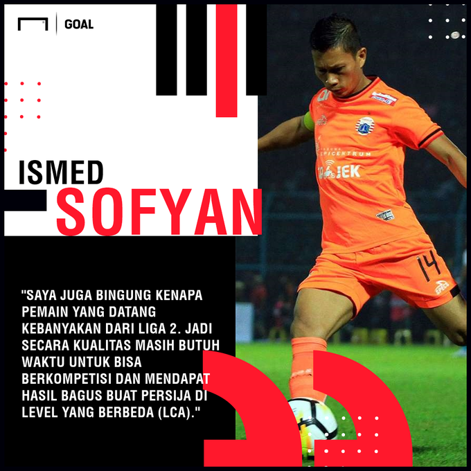Ismed Sofyan Bingung Persija Jakarta Kedatangan Sejumlah Pemain Dari Liga 2 Photo