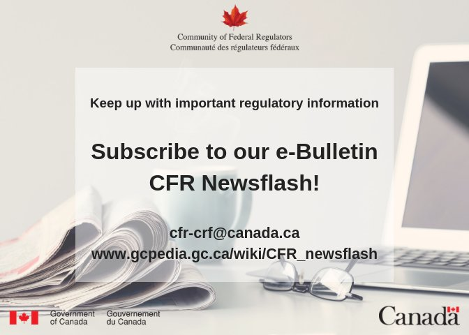 Read today's #CFRNewsflash: http://bit.ly/2CfKBov  (int) #GCReg