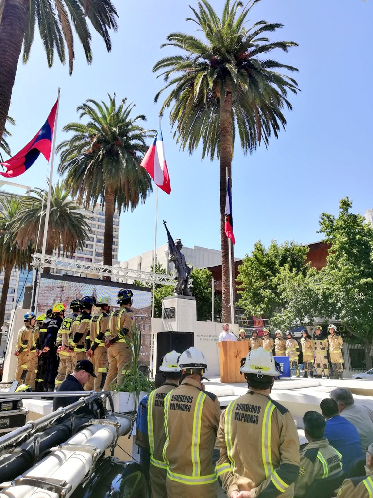Jorge Sharp Fajardo's photo on bomberos de la ciudad