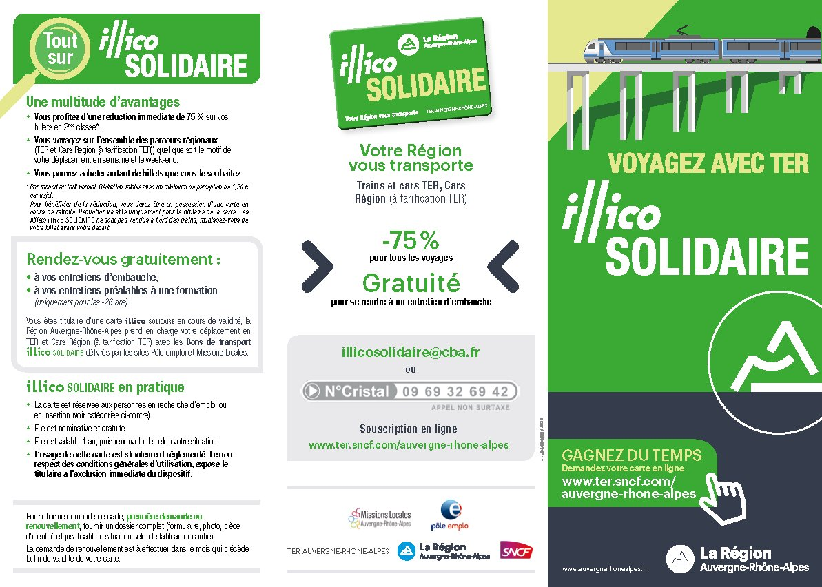 sncf carte illico solidaire תג #illicosolidaire בטוויטר