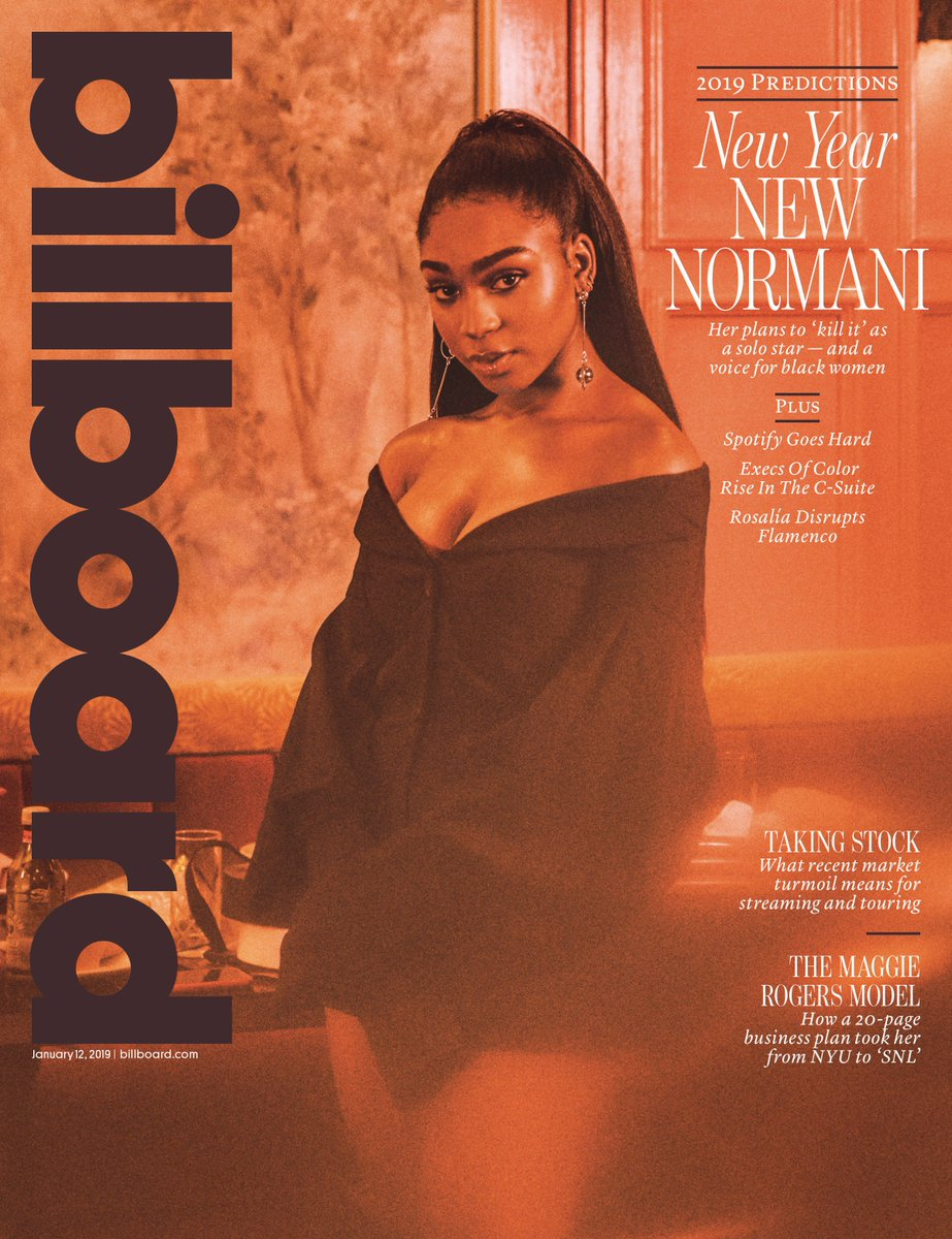 .@Normani on finding freedom outside Fifth Harmony and repping for young black women https://t.co/hCAnpptkA0