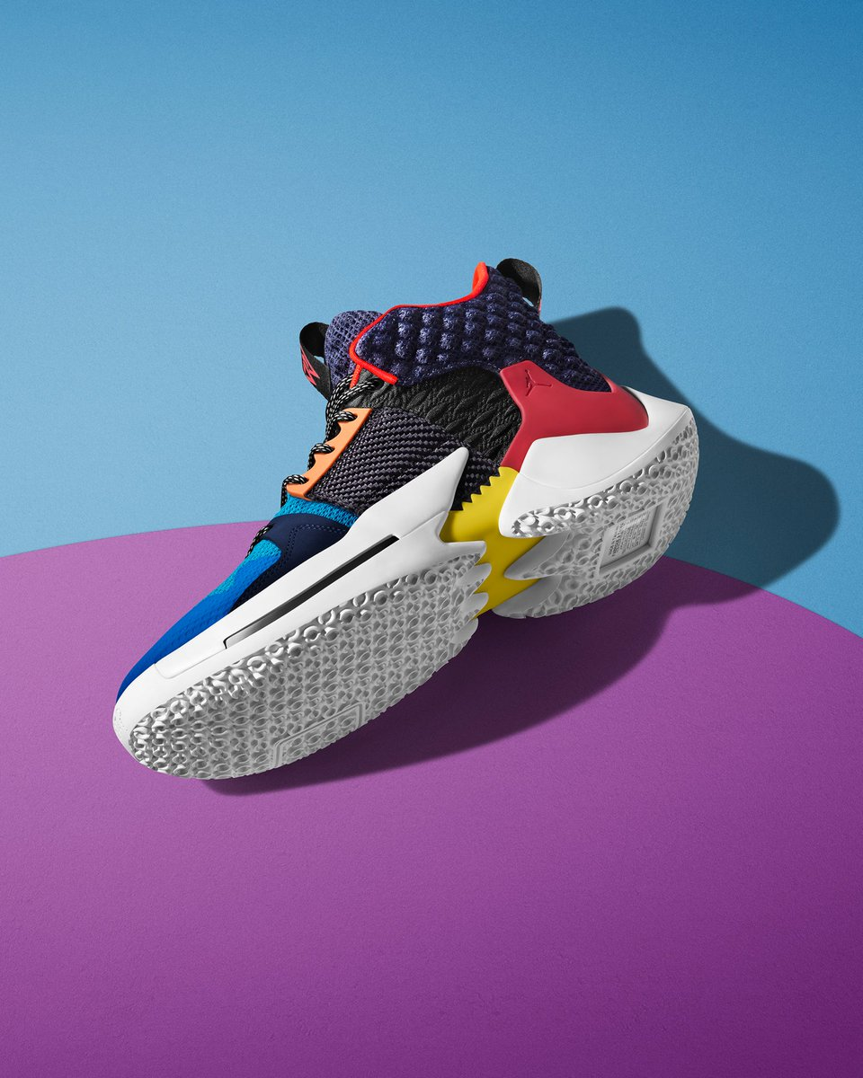 super proud of this shoe i love playing in it i hope you will too available now on snkrspictwittercomcjfldshlfj