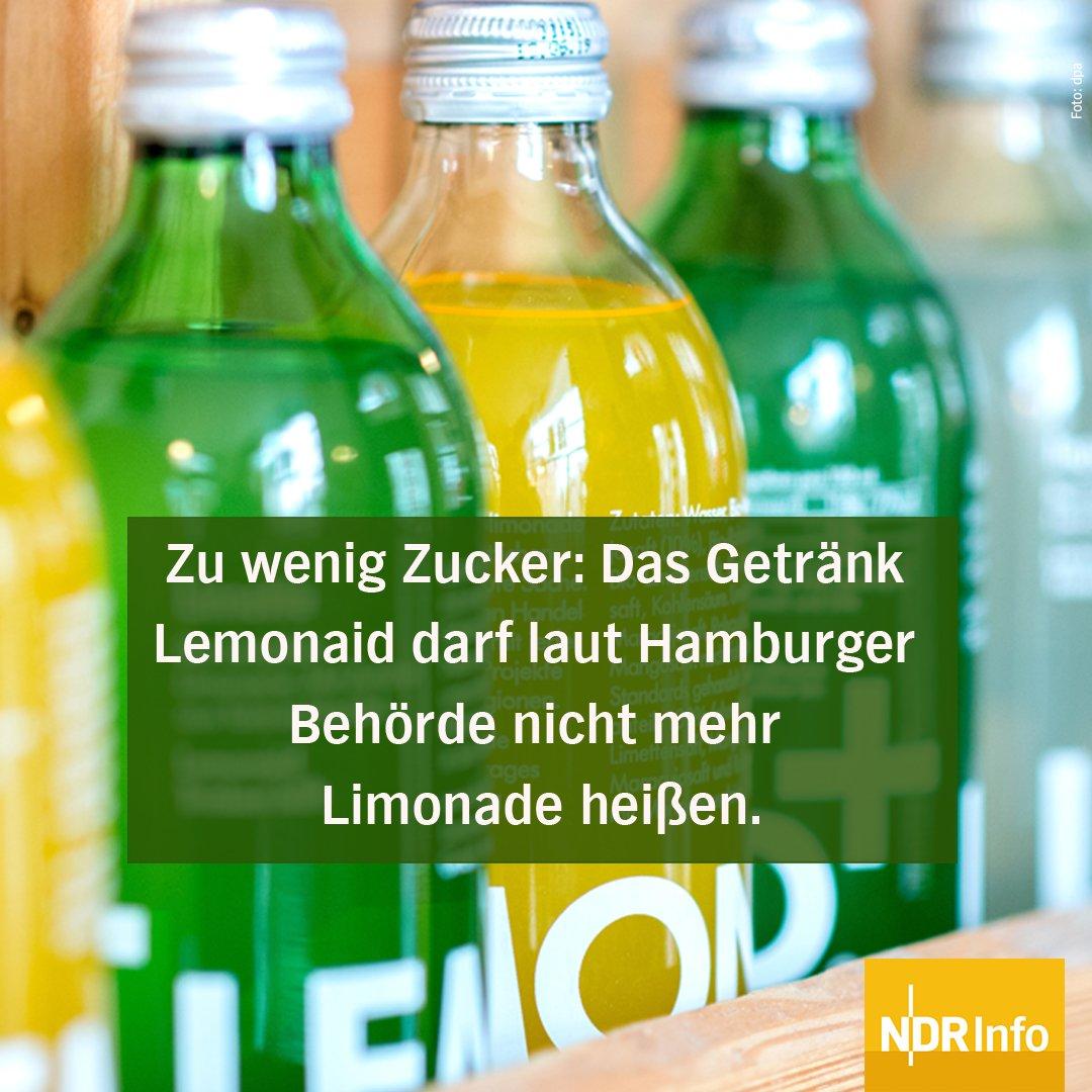 NDR Info's photo on Limonade