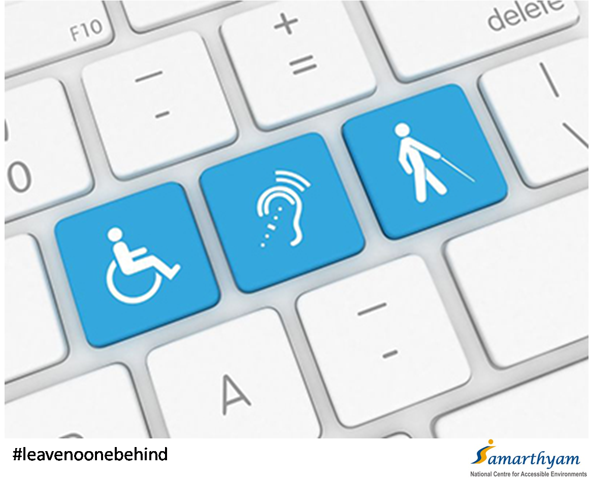 Assistive #technology is an enabler and provides choices to persons with #disabilities for living  independent & dignified life. Not many of us work in assistive technology #research & design. Time to think inclusion & celebrate diversity so that #nooneisleftbehind