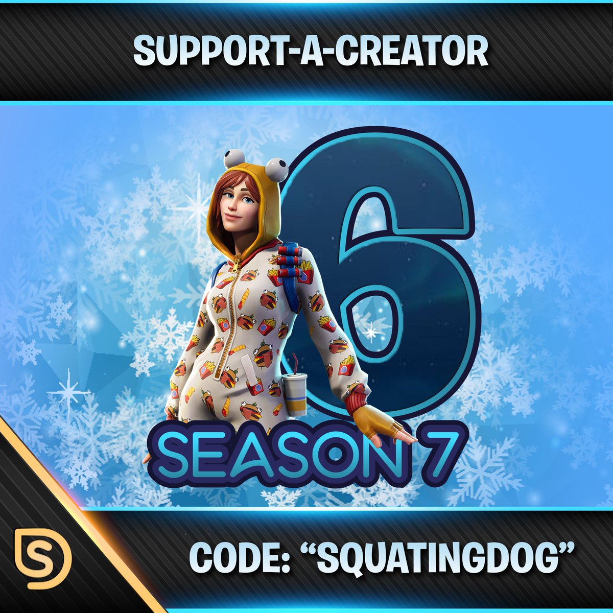Squatingdog On Twitter Retweet Tag A Friend Who Needs The Season 7 Week 6 Cheat Sheet For Fortnite Battle Royale S Battlepass By Thesquatingdog If You Like This Content Use Squatingdog As Your Support