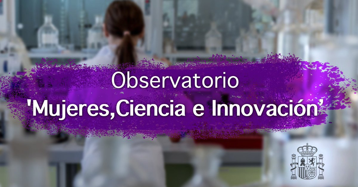 La Moncloa's photo on Ciencia e Innovación