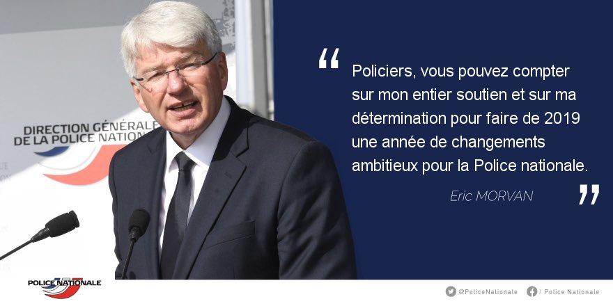 [DIRECT] RDV à partir de 17h pour suivre les vœux du @DGPNEricMorvan à la police, en direct de la direction zonale EST des #CRS à #Metz.