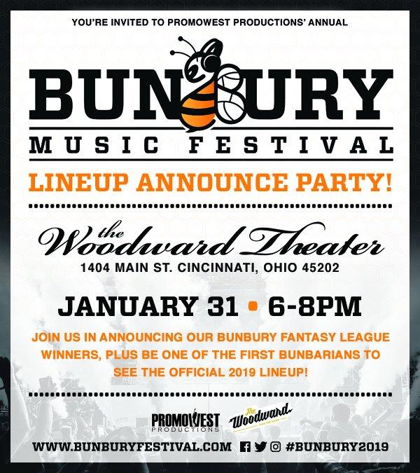 Bunbury Music Festival 2019