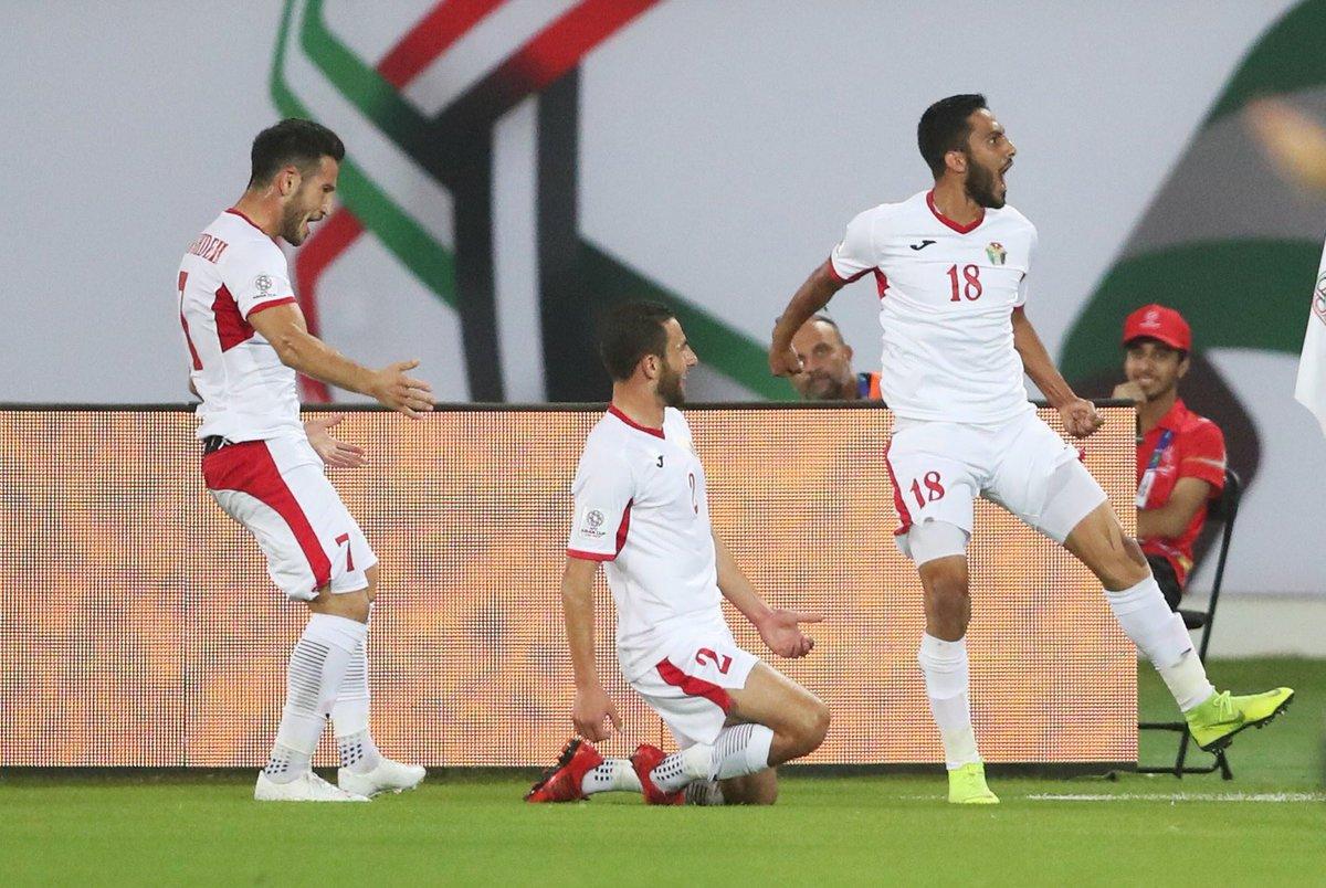 أهداف فوز منتخب الأردن علي حساب المنتخب السوري بهدفين نظيفين