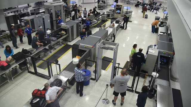 The Hill's photo on Due to TSA