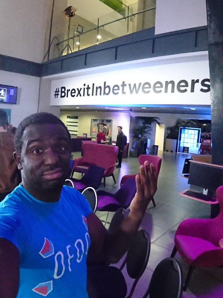 Femi's photo on #BrexitInbetweeners