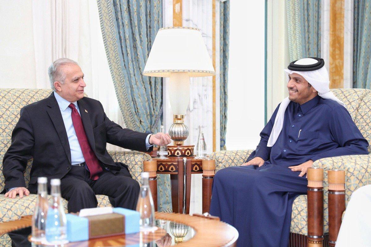 Saleh arrives in Qatar on official visit Dwk3-0kWwAESY-v?format=jpg&name=medium