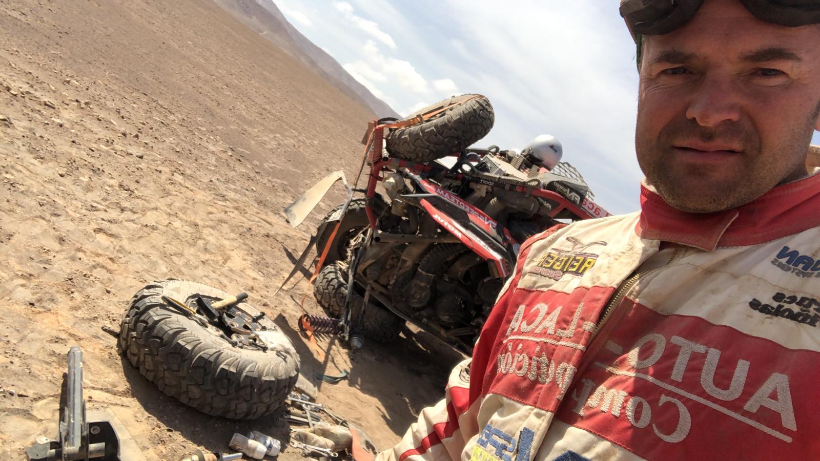 2019 41º Rallye Raid Dakar - Perú [6-17 Enero] - Página 7 Dwk3Fz6WkAEl3nN