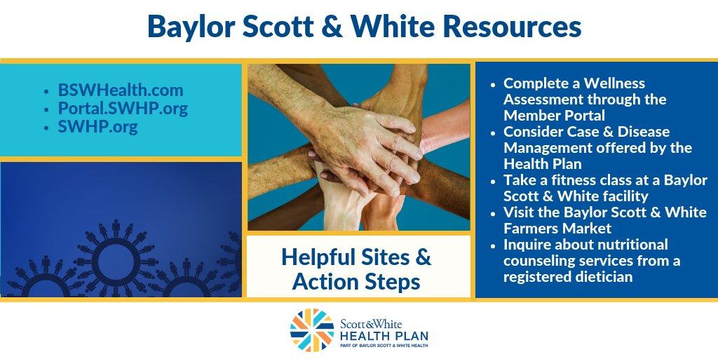 Scott White Health Plan Swhp Twitter