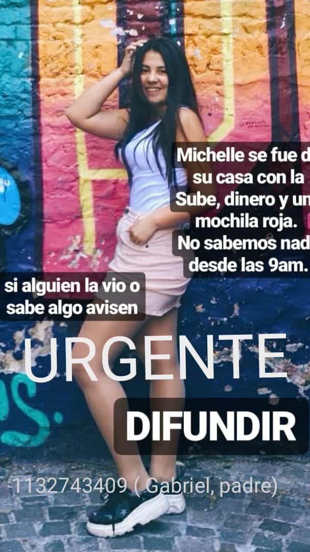 Tiempo Argentino's photo on Michelle Medula