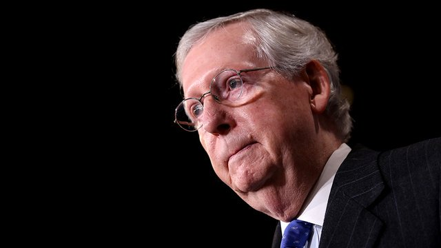 JUST IN: McConnell blocks House-passed funding bills to reopen government https://t.co/f8sXz9aVeU https://t.co/PGpk5Sx2NW